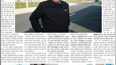 Report: Kim Jong Un makes his first public appearance in North Korea in 6 weeks