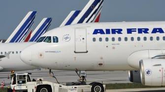 Air France cancels 50 percent of its Monday flights ahead of pilot strike