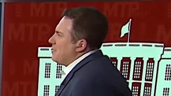 BuzzFeed editor Ben Smith and NBC host Chuck Todd spar over Fake News