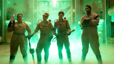 The Ghostbusters.