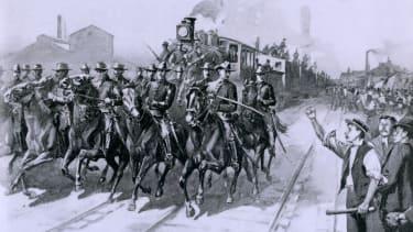 The Pullman strike of 1894.
