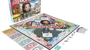 Ms. Monopoly.