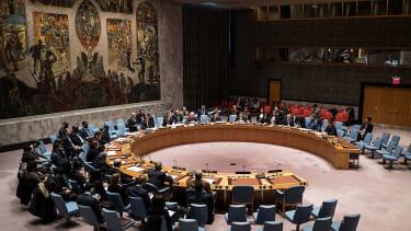The UN Security Council meets Dec. 21, 2016