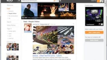 Microsoft's new social network, So.cl