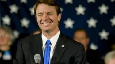 Politican John Edwards.