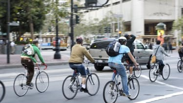 Washington Post columnist suggests it's OK to hit cyclists