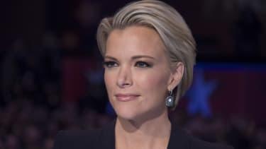 Megyn Kelly during the Republican presidential debate