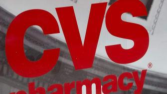 CVS logo.