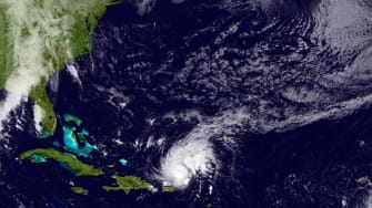 Hurricane Gonzalo strengthens as it heads for Bermuda