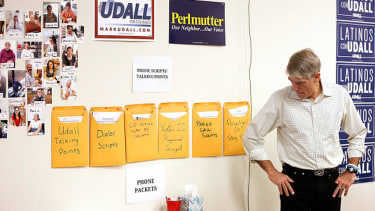 Poll: Colorado Sen. Mark Udall's support imploding in re-election bid