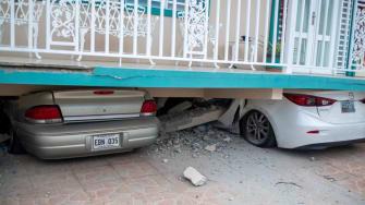 Puerto Rico Earthquake.