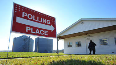 Midterm election turnout probably hit its lowest point since World War II