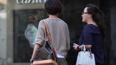 Nearly half of China's wealthy want to leave China