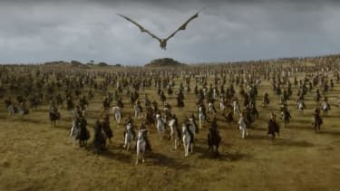 Game of Thrones trailer.