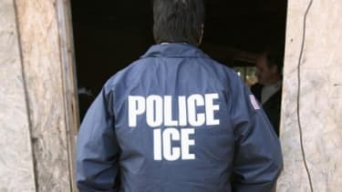 A special agent for the Immigration and Customs Enforcement