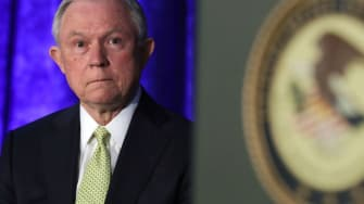 Attorney General Jeff Sessions vows to increase asset forfeiture