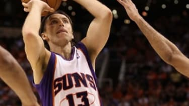 The Phoenix Suns are taking a stand against Arizona's immigration law.