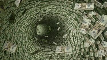 Money vortex.