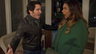 A still from 'The Mindy Project'