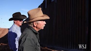 Ranchers along the Mexico-Arizona border