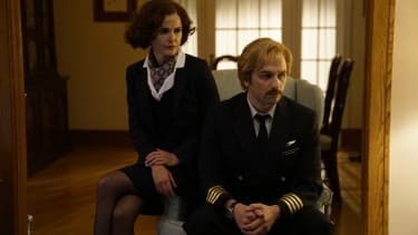 Russell and Rhys in The Americans.