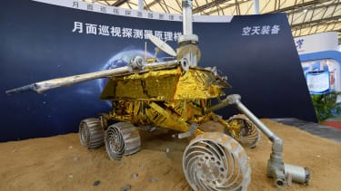 Russia wants to build a moon base with China