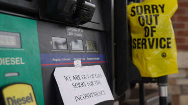 A gas station in Smyrna, Georgia.