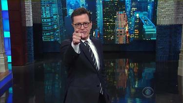 Stephen Colbert explains Russian trolls