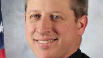 Slain police officer Garrett Swasey