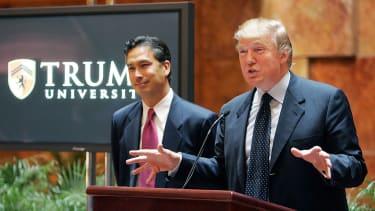 New York attorney general slams Trump University.