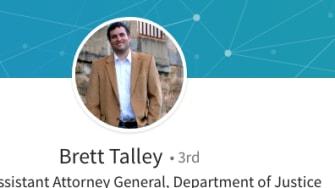 Brett J. Talley.