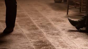 A scene from Deadwood.
