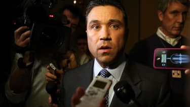 Rep. Michael Grimm indicted on 20 counts, pleads not guilty