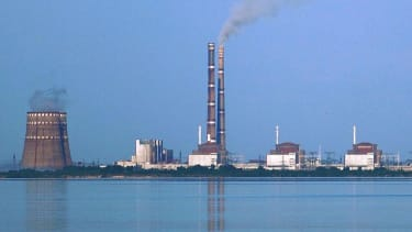 Ukraine had a nuclear plant accident, prime minister says