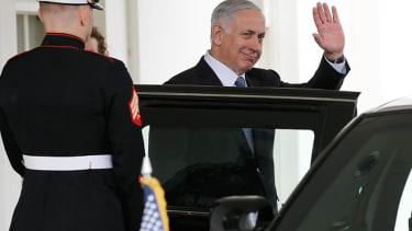 Israel's Benjamin Netanyahu calls for new elections