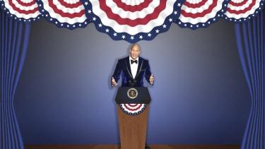 Mr. Rock President.