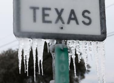 Texas froze