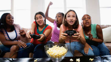 Video games don't cause violence