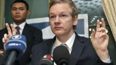 """Julian Assange of WikiLeaks: Some are calling his latest dump of 250,000 U.S. diplomatic cables """"information vandalism."""""""