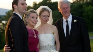 The world stopped to watch as Chelsea Clinton married Marc Mezvinsky in July of this year.