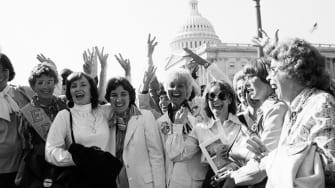 Senate Equale Rights Amendment, 1978