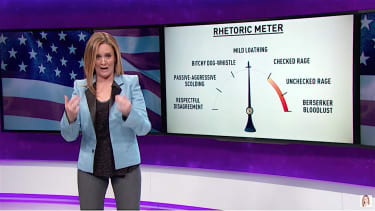 Sam Bee reminds Democrats that before Bernie Bros there were PUMAs