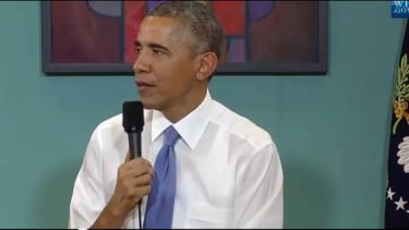 Obama quotes nonexistent Bible verse in immigration speech