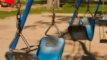 The swing set ban