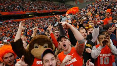 Syracuse is America's number one party school