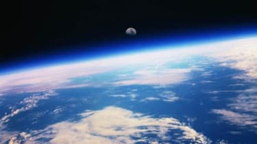 Did Earth have two moons?