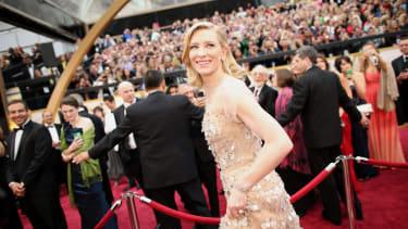 Cate Blanchett wins Best Actress Oscar