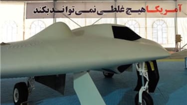 Iran says it is test-flying its reverse-engineered captured U.S. drone