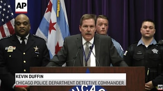Chicago police talk about livetreamed attack