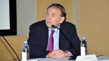 Richard LeFrak, a friend of Donald Trump who will lead a $1 trillion investment council